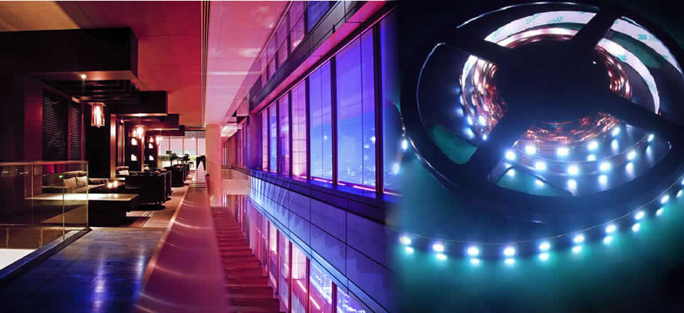 Led strip lights for commercial use commercial lighting has to be of the highest quality and good value for money commercial lighting applications such as wide scale office lighting aloadofball Image collections