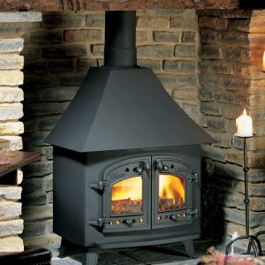 Villager wood burning stoves